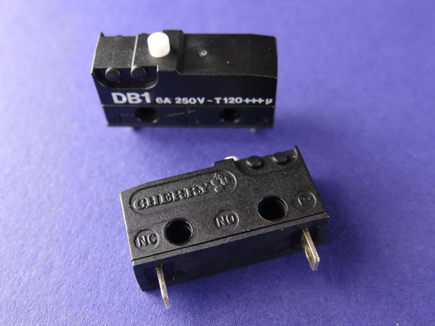 Micro-Taster-Cherry-Offner-6A-125-250V-10-Stueck-K1189